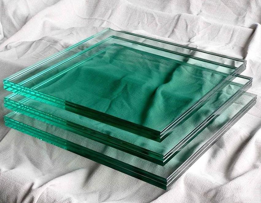 原片夹层玻璃