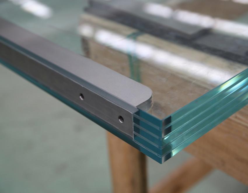 SGP多层夹胶特种钢化玻璃