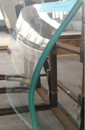 双曲特种钢化玻璃