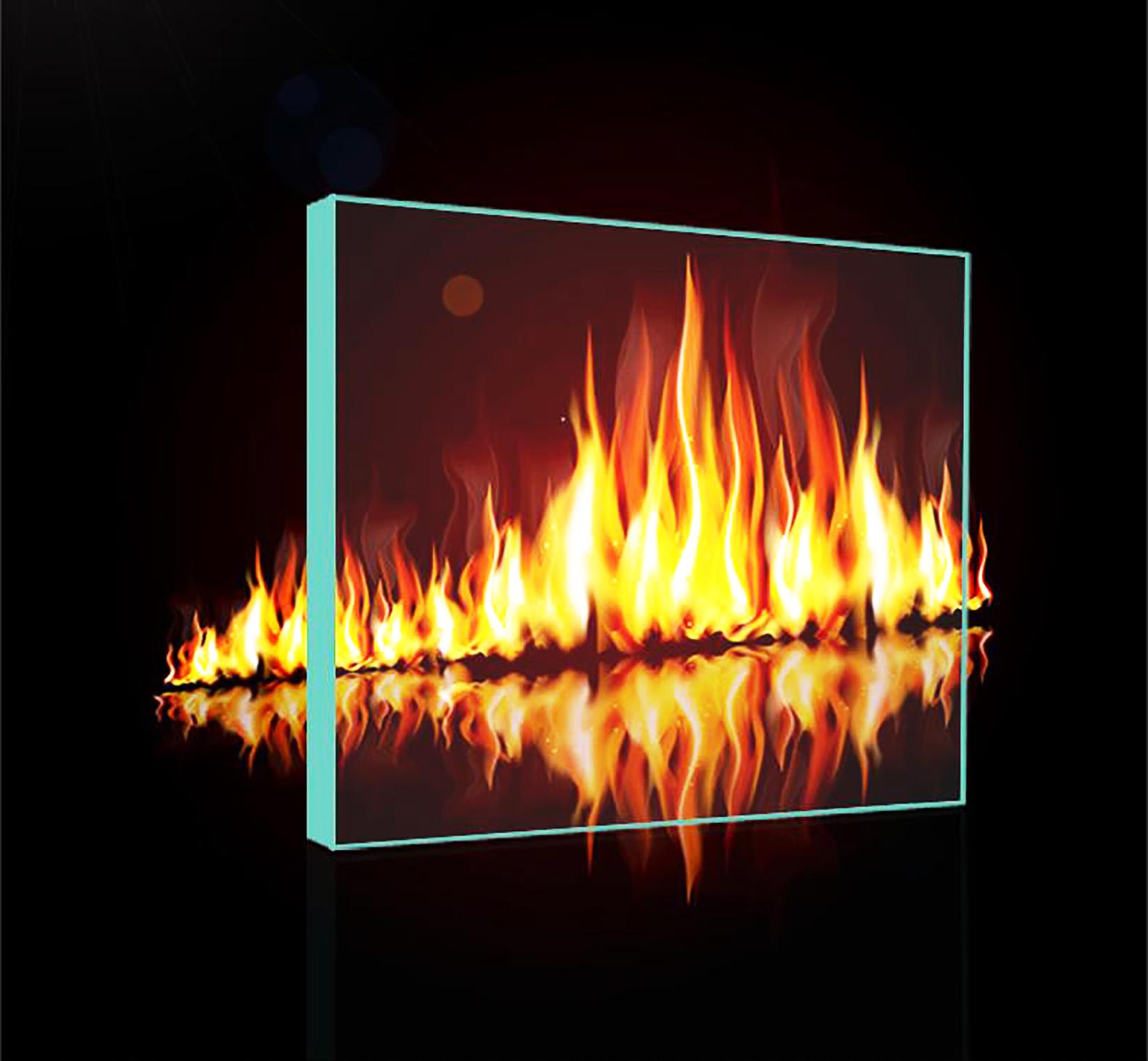 潍坊防火玻璃