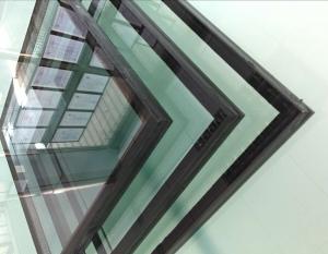 单银节能中空玻璃